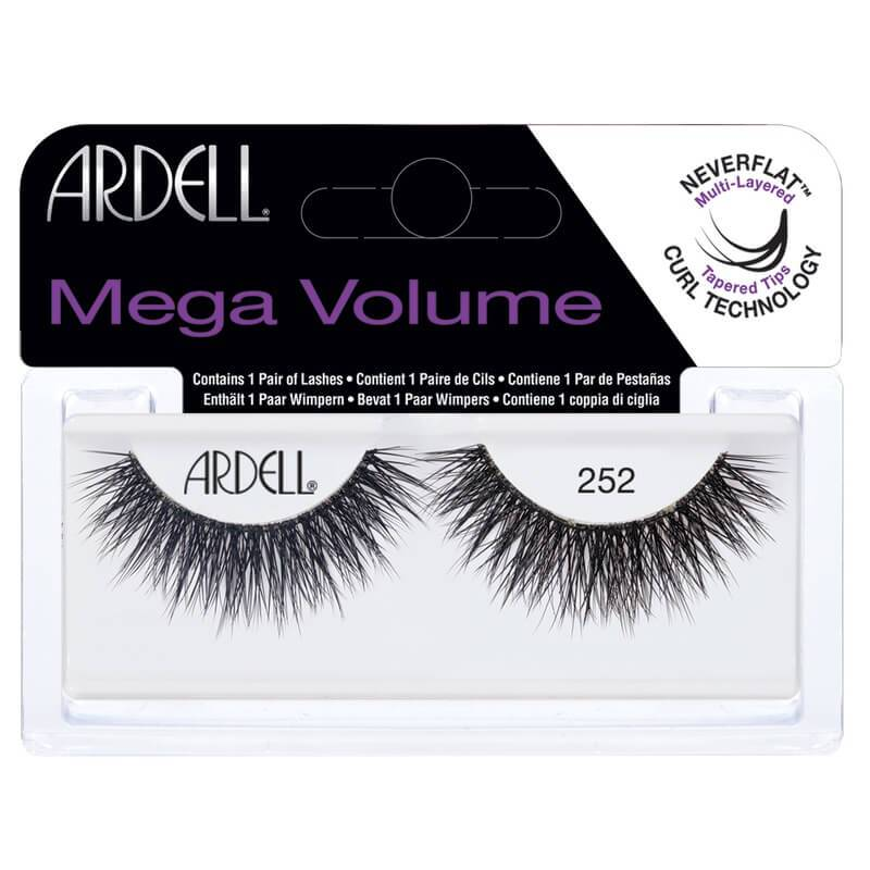 ARDELL Mega Volume - 252 Black