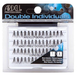 ARDELL Double Individuals Knot-Free Double Flares - Long Black