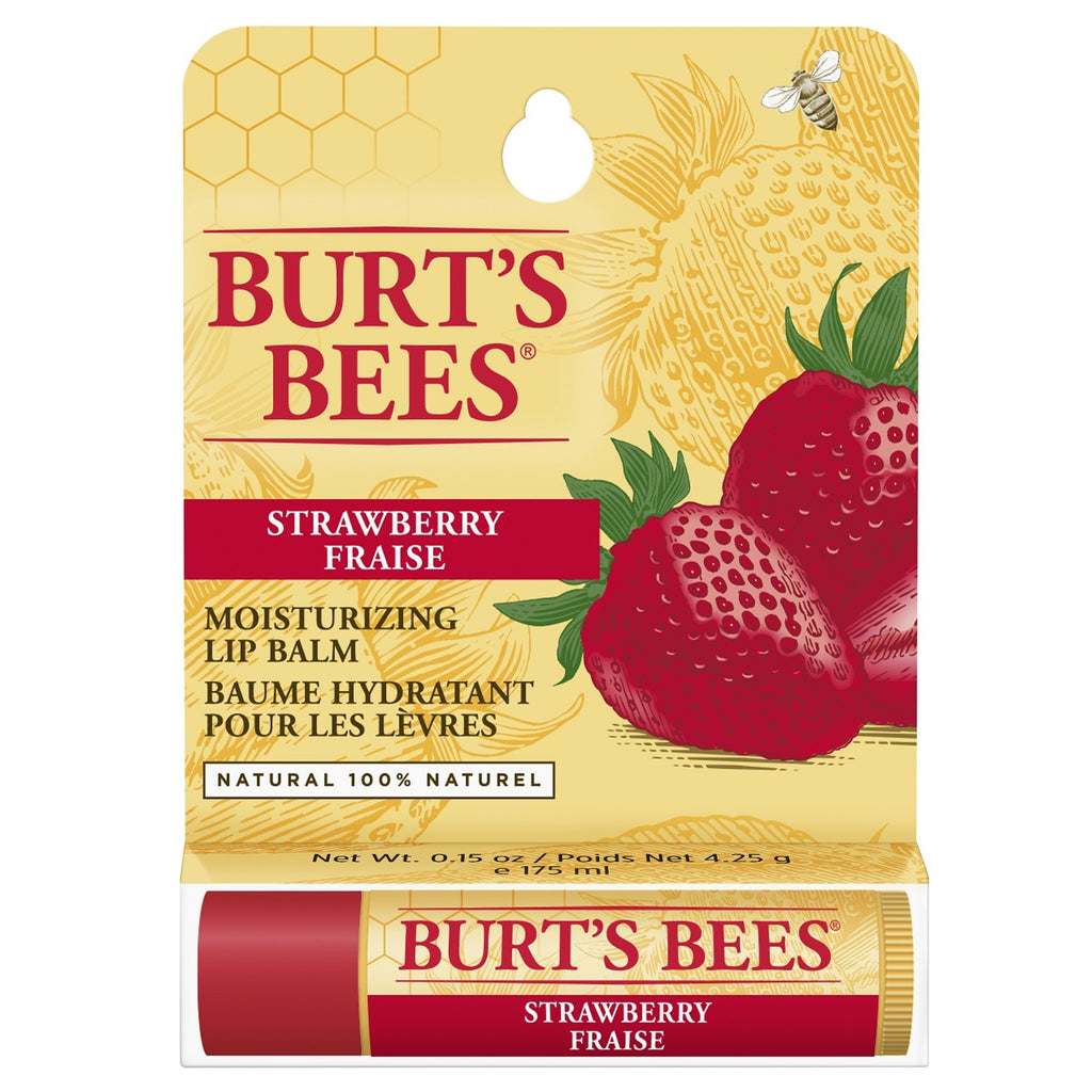 BURT'S BEES Lip Balm - Strawberry