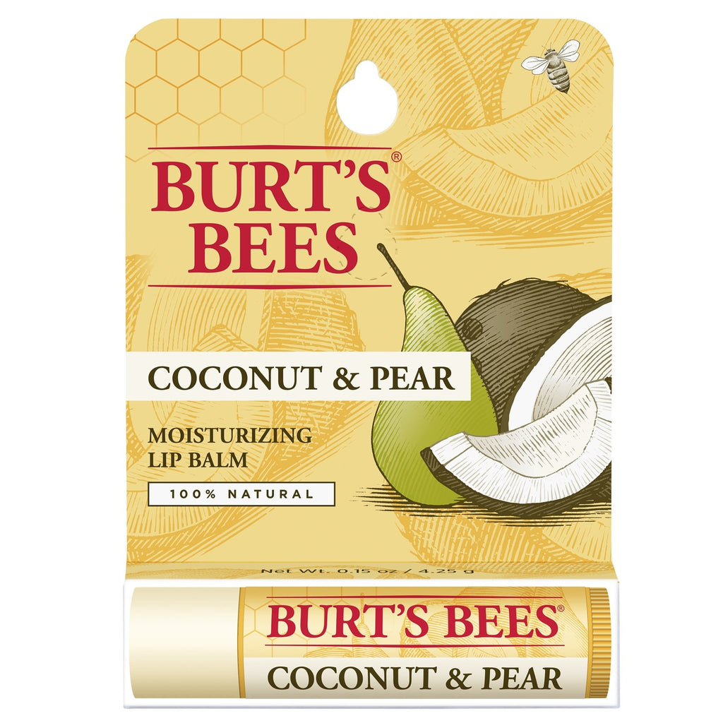 BURT'S BEES Lip Balm -  Coconut & Pear