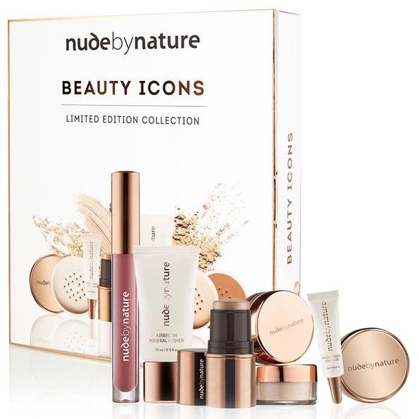NUDE BY NATURE Beauty Icons Collection (Limited Edition) RRP $141.55