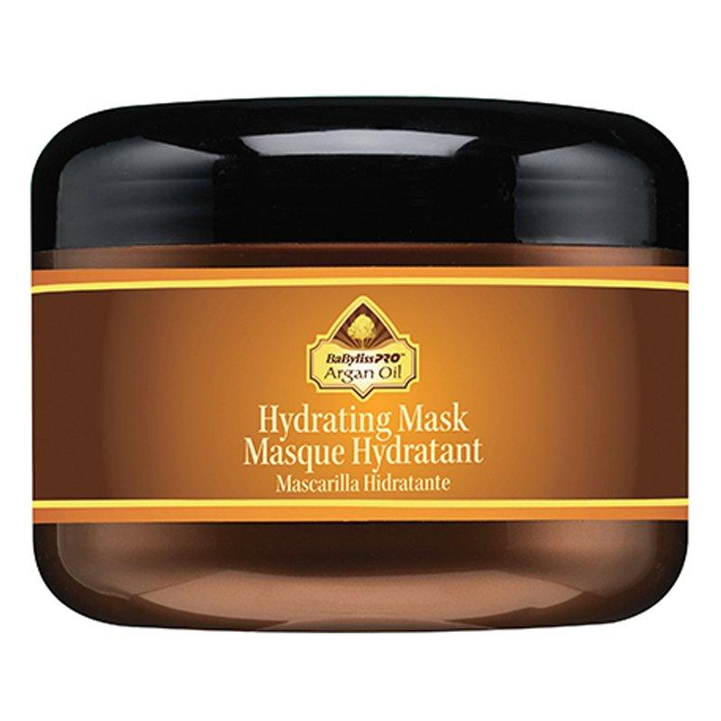 BABYLISS PRO Argan Oil Hydrating Mask (235 g)