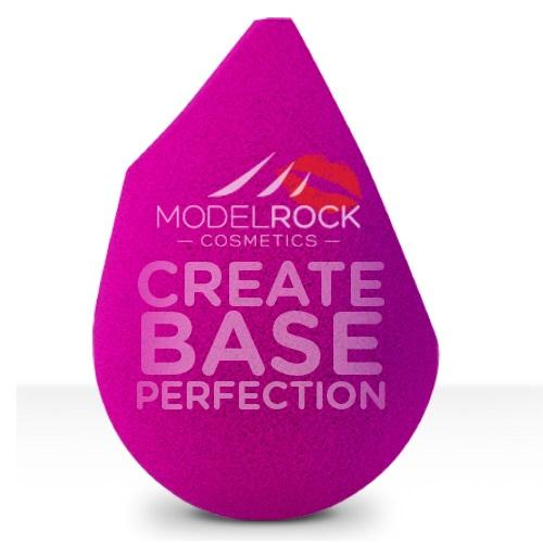 MODELROCK Base Maker Sponge - Sculpt / Blend / Set Purple Double Sided Wedge