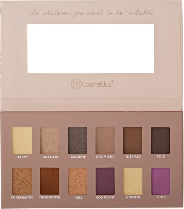 BH COSMETICS Be by BubzBeauty - 12 Color Eyeshadow Palette