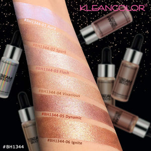 KLEANCOLOR Beam Boost Liquid Illuminator Drops - Spark
