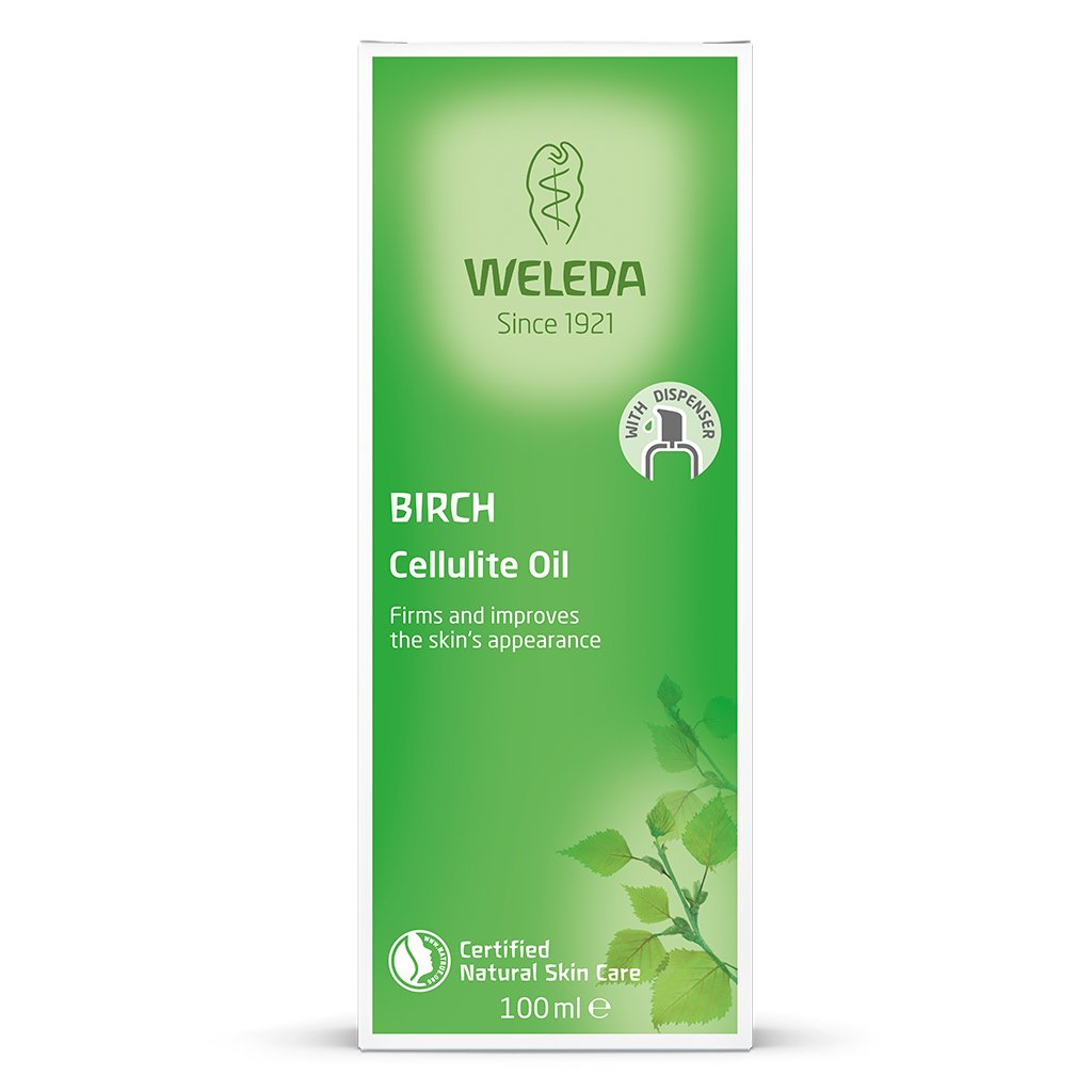 WELEDA Birch Cellulite Oil (100 ml)