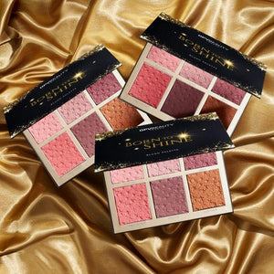 OPV BEAUTY Born to Shine Blush Palette