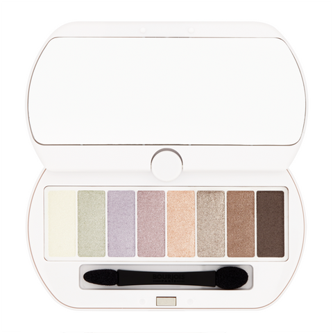 NYX PROFESSIONAL MAKEUP Away We Glow Shadow Palette - Hooked on Glow