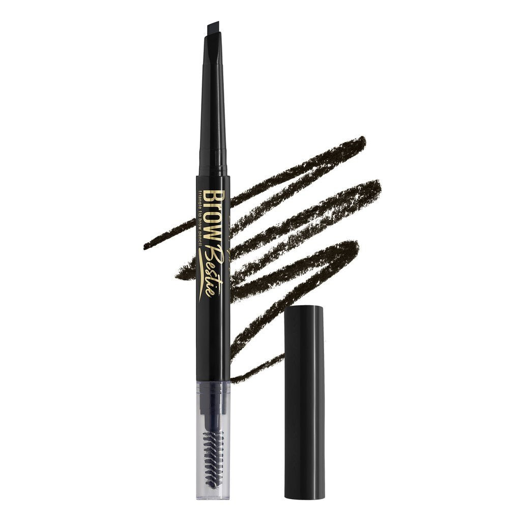 LA GIRL Brow Bestie Triangular Auto Pencil - Black Brown #378