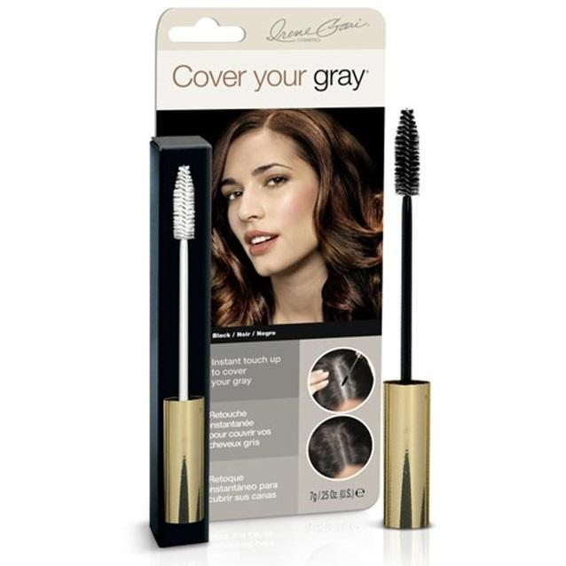 COVER YOUR GRAY Brush-in Wand - Black