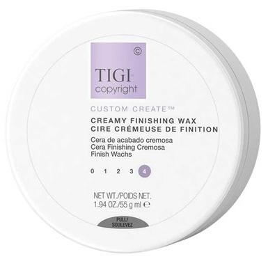 TIGI Custom Create Creamy Finishing Wax - Mini
