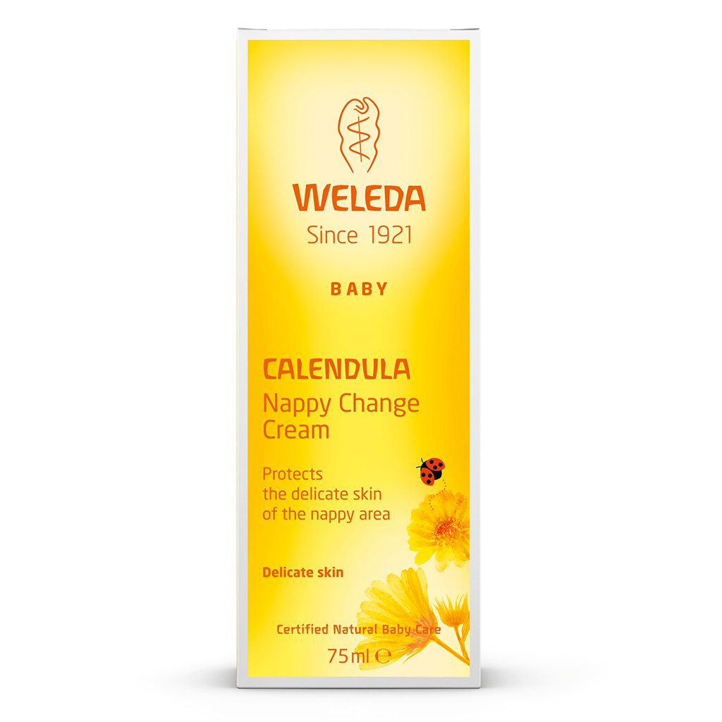 WELEDA Calendula Nappy Change Cream (75 ml)