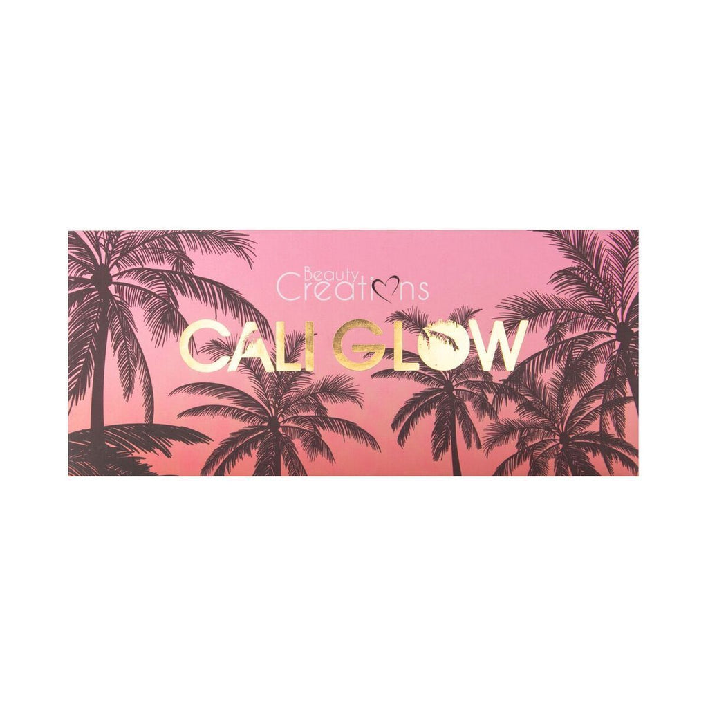 BEAUTY CREATIONS Cali Glow Highlight Palette