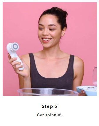 VANITY PLANET Ultimate Skin Spa Facial Cleansing System