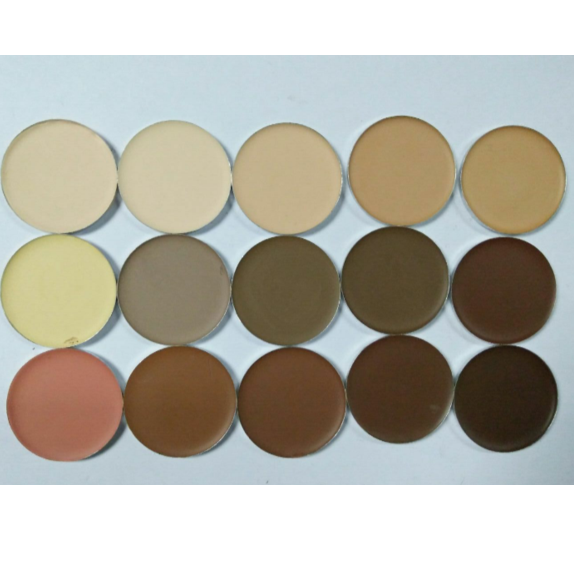OPV BEAUTY 15 Colour Cream Contour Palette - Soho
