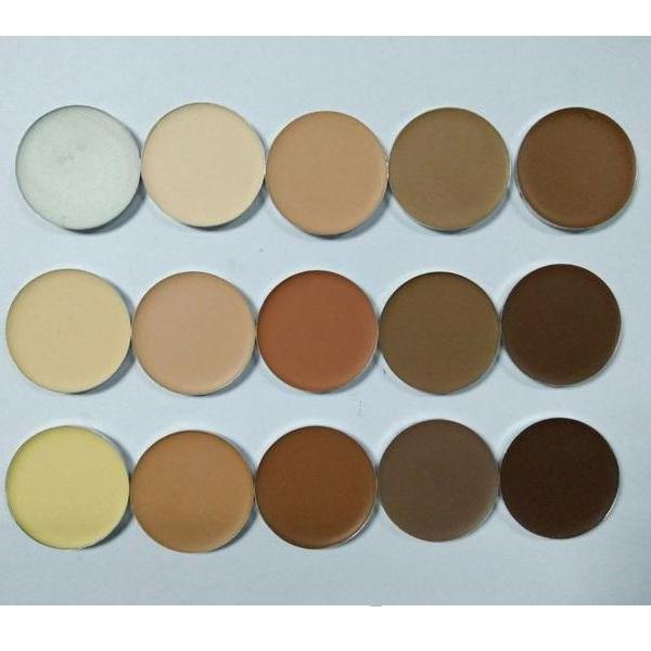 OPV BEAUTY 15 Colour Cream Contour Palette - Chelsea