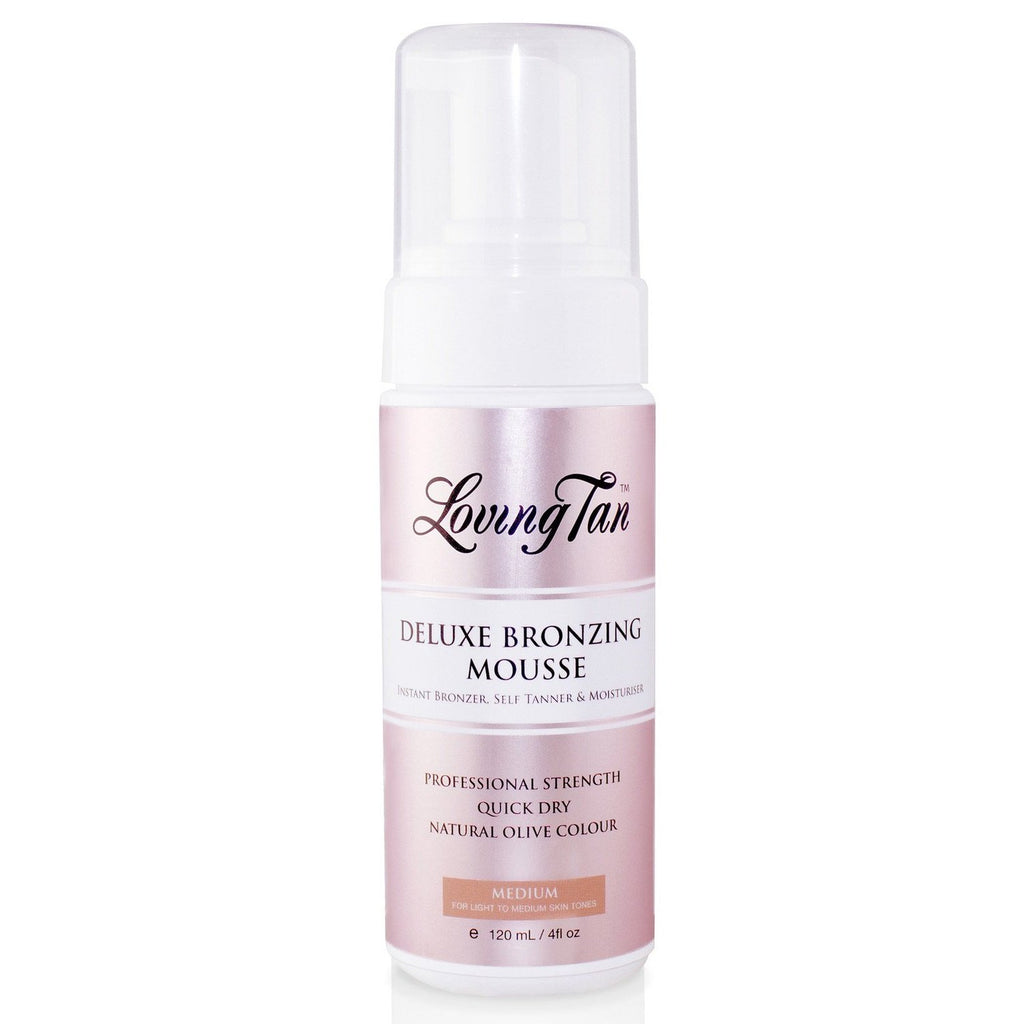 LOVING TAN Deluxe Bronzing Mousse - Medium
