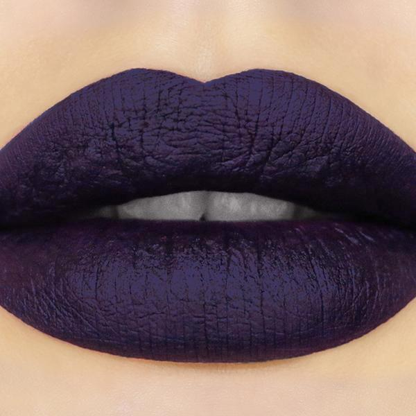 SUGARPILL Liquid Lip Color - Dark Sided