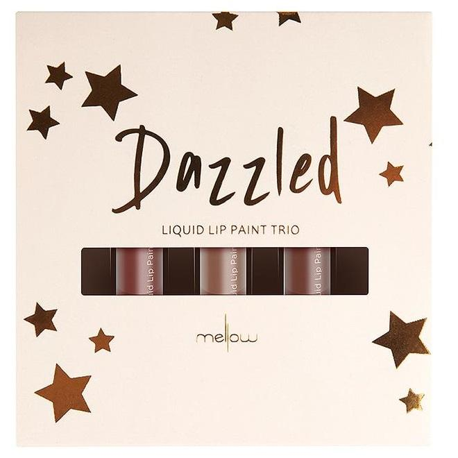 MELLOW Dazzled Lip Trio Set