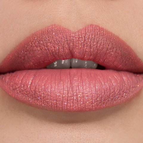 WET N WILD MegaLast Liquid Catsuit Metallic Lipstick - I Don't Dessert You