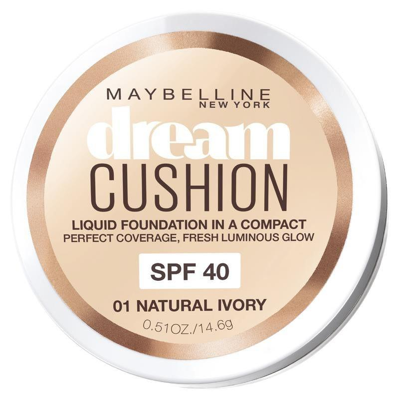 MAYBELLINE Dream Cushion Foundation - Natural Ivory #01