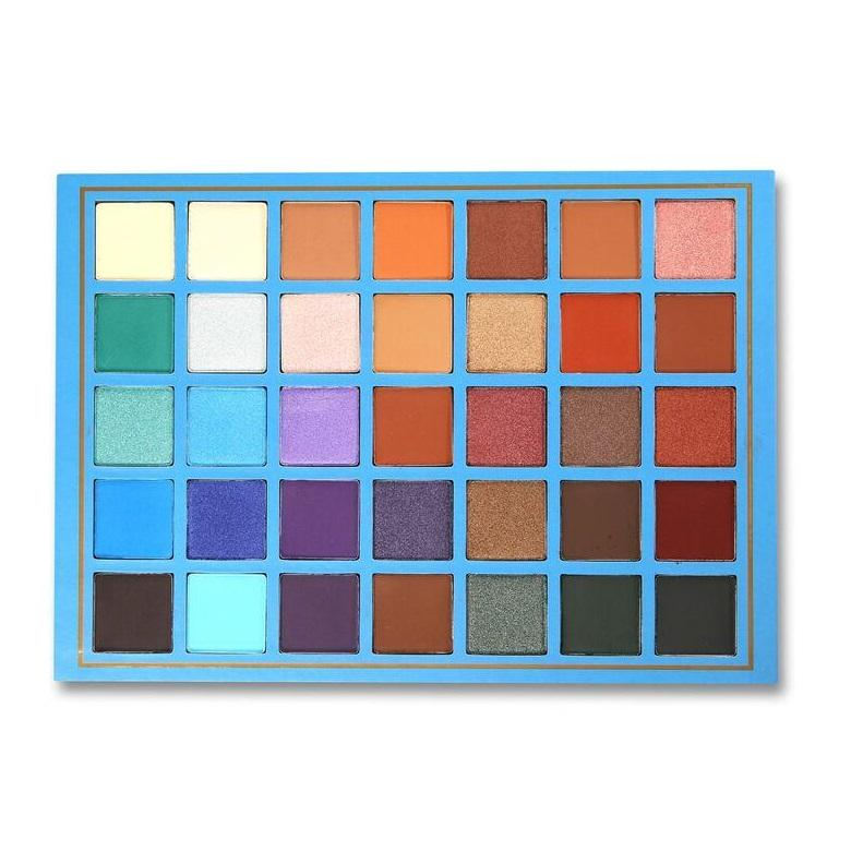 BEAUTY CREATIONS 35 Color Eyeshadow Palette - Elsa