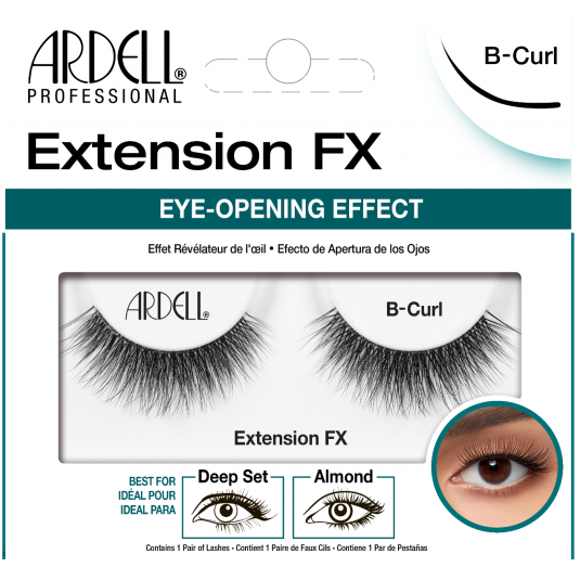ARDELL Extension FX Lash - B Curl