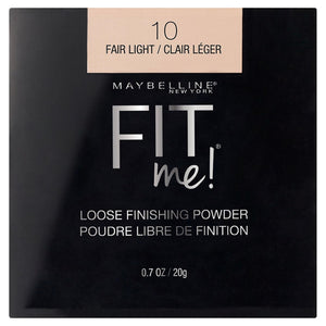MAYBELLINE Fit Me Loose Finishing Powder - Fair Light #10