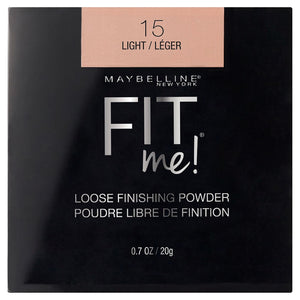 MAYBELLINE Fit Me Loose Finishing Powder - Light #15