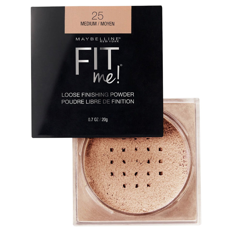 MAYBELLINE Fit Me Loose Finishing Powder - Medium #25