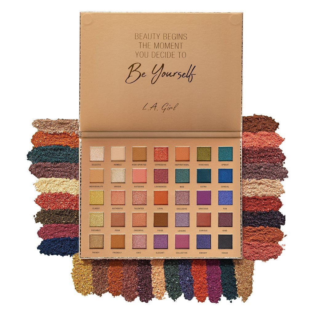 LA GIRL Born Exclusive Eyeshadow Palette (Limited Edition)