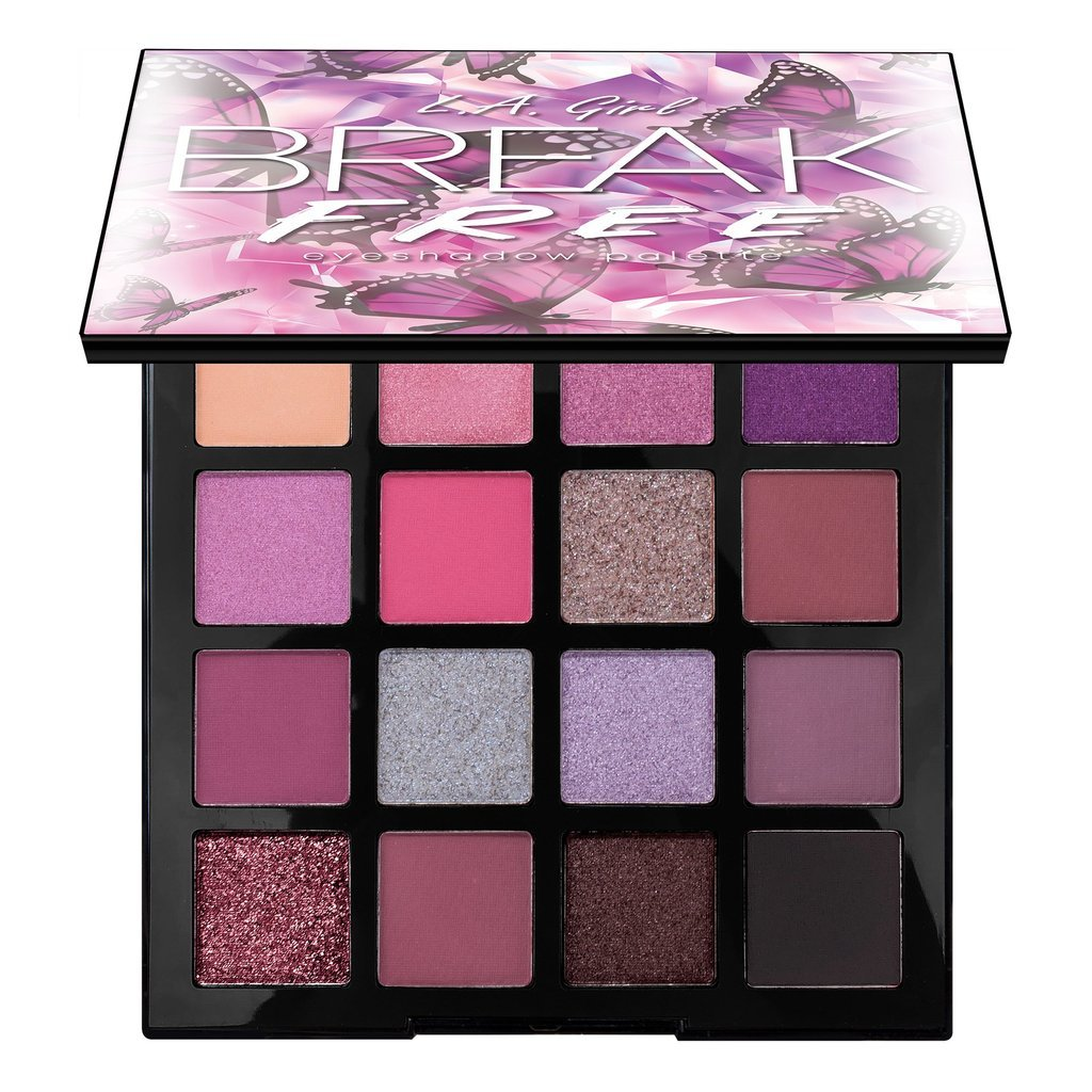 LA GIRL Break Free Eyeshadow Palette - This Is Me