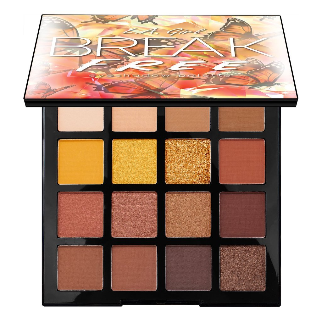 LA GIRL Break Free Eyeshadow Palette - Be You