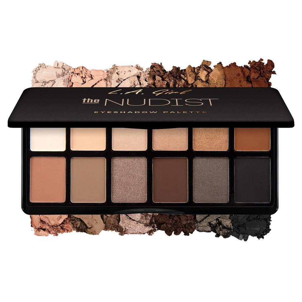 LA GIRL Fanatic Eyeshadow Palette - The Nudist