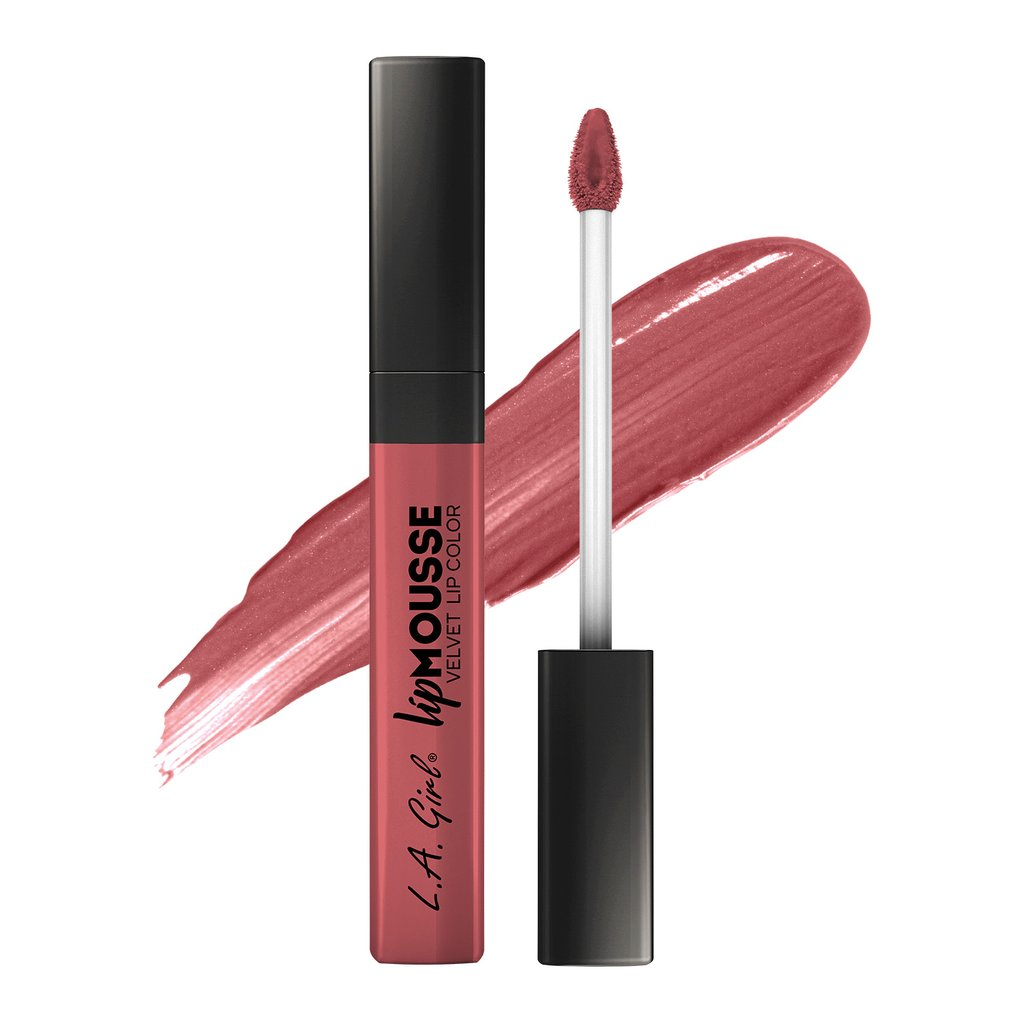 LA GIRL Lip Mousse Velvet Lip Color - Squad #781