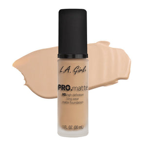 LA GIRL Pro Matte Foundation - Nude