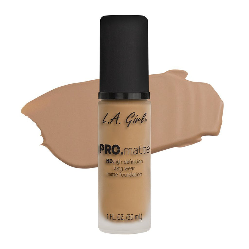 LA GIRL Pro Matte Foundation - Sandy Beige
