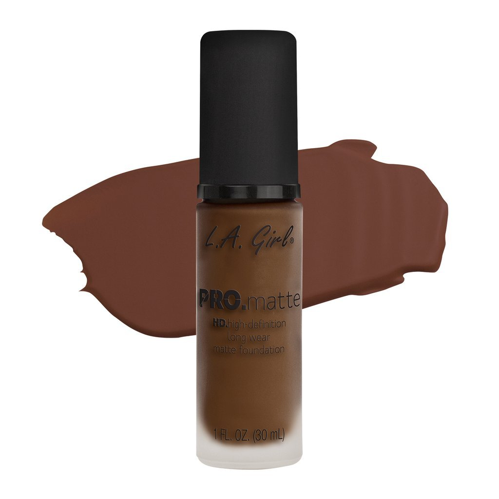 LA GIRL Pro Matte Foundation - Chestnut