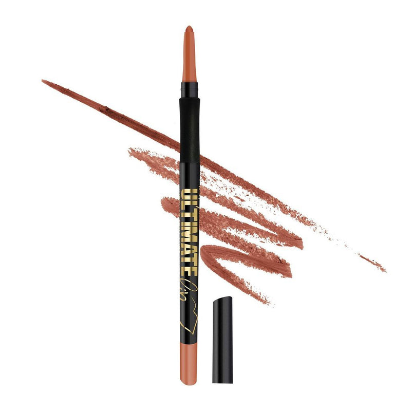 LA GIRL Ultimate Intense Stay Auto Lipliner - Forever Bare #341