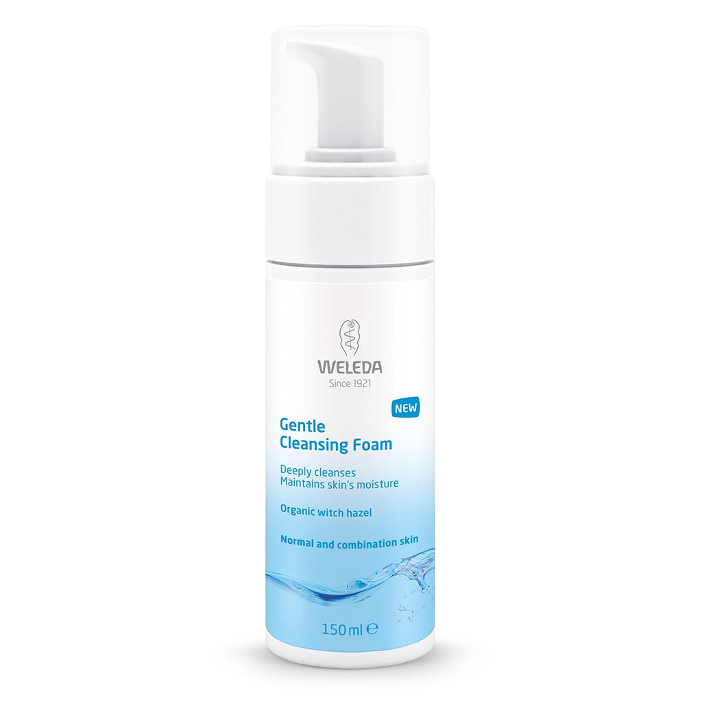 WELEDA Gentle Cleansing Foam (150 ml)