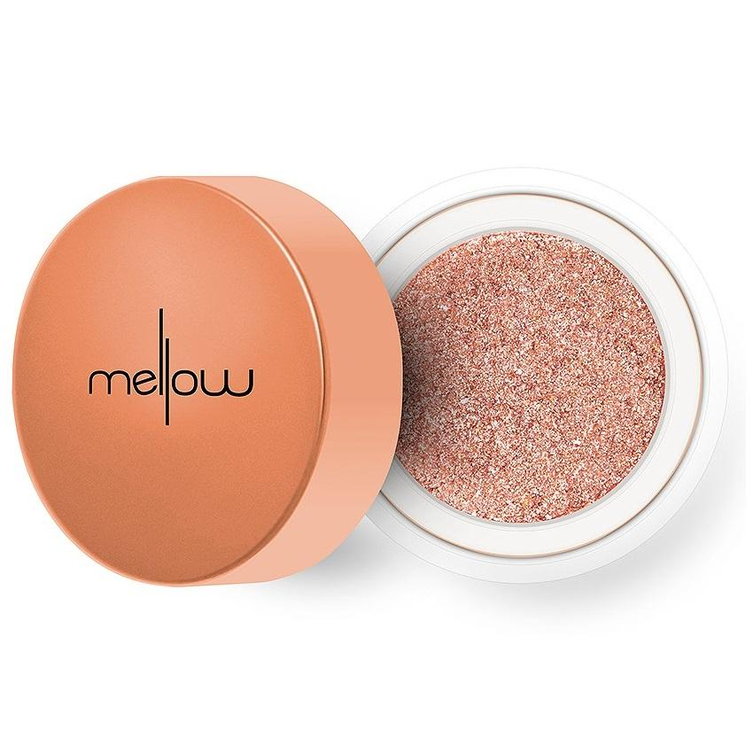 MELLOW Glitter Chrome Eyeshadow - Champagne