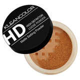 KLEANCOLOR HD Matte Setting Loose Powder - Deep