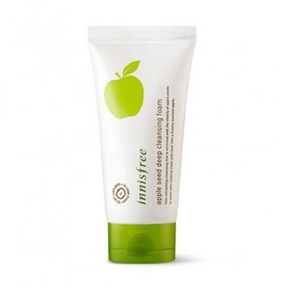 INNISFREE Apple seed deep cleansing foam