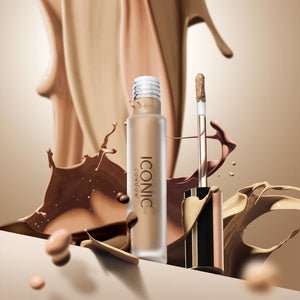 ICONIC LONDON Seamless Concealer - Fawn