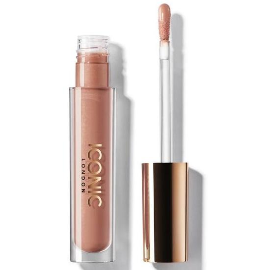 ICONIC LONDON Lip Plumping Gloss - Nearly Nude