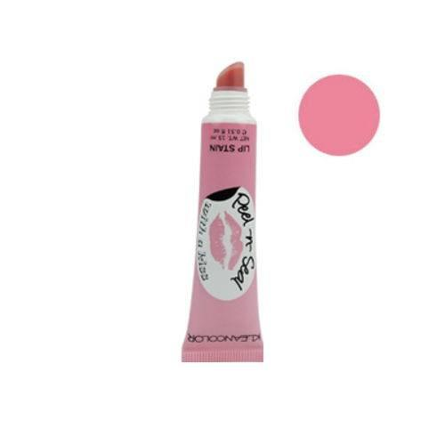 KLEANCOLOR Peel-N-Seal with a Kiss Lip Stain - Petal