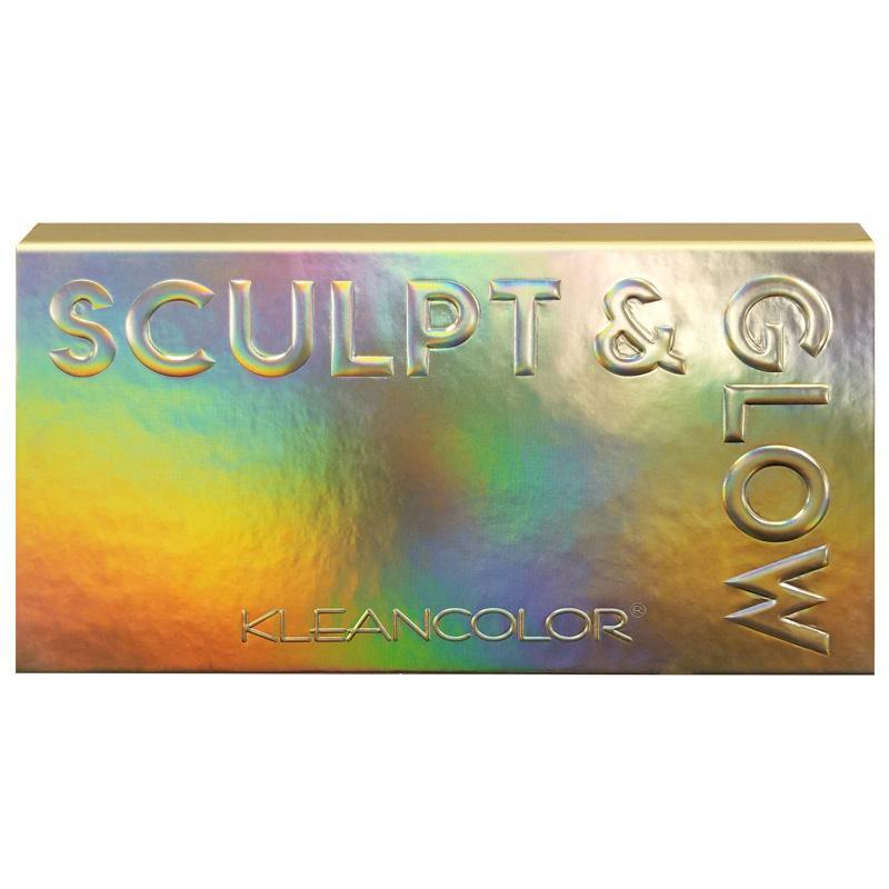 KLEANCOLOR Sculpt & Glow Kit - Holiday