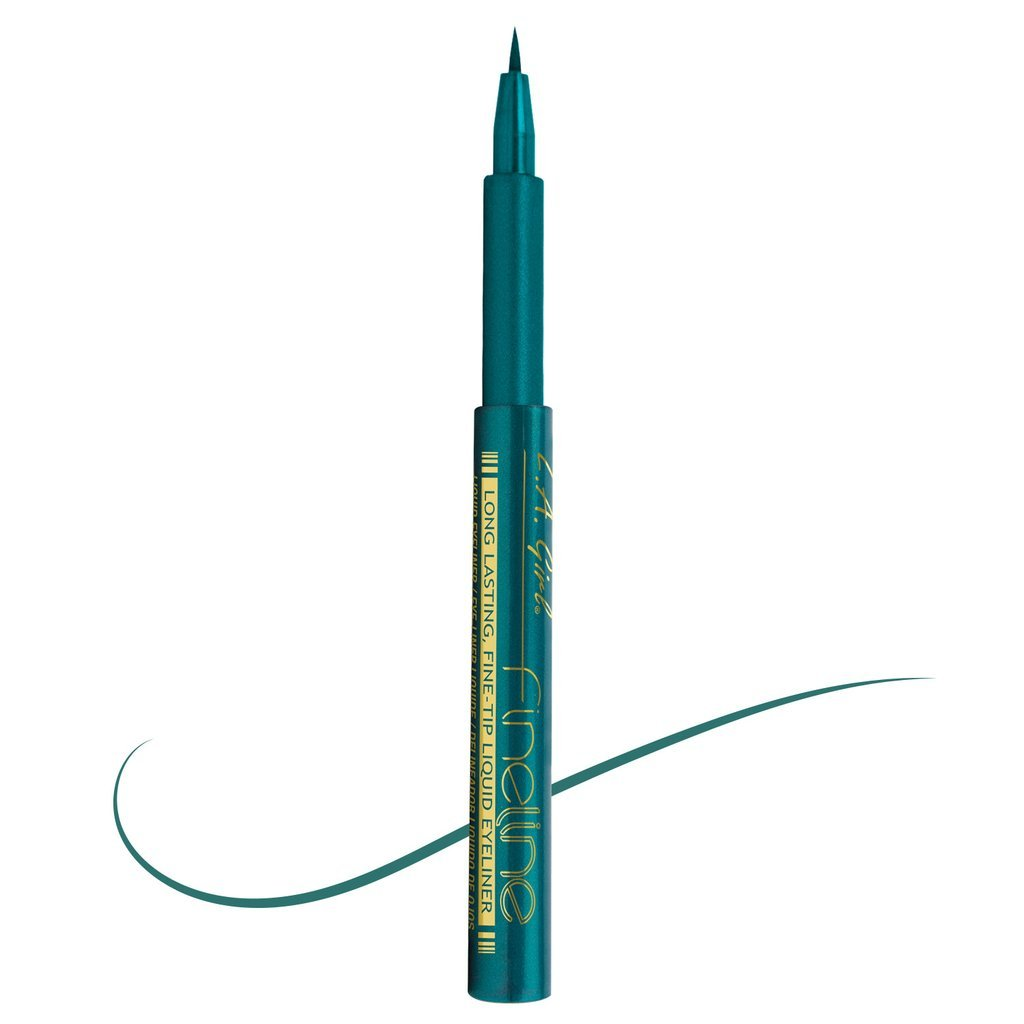 LA GIRL FineLine Eyeliner - Emerald #717