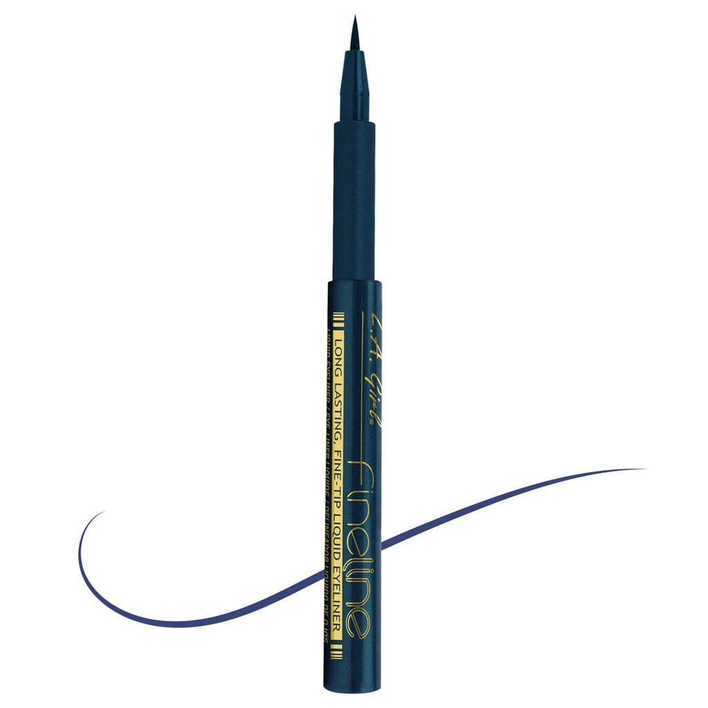 LA GIRL FineLine Eyeliner - Dark Blue #720