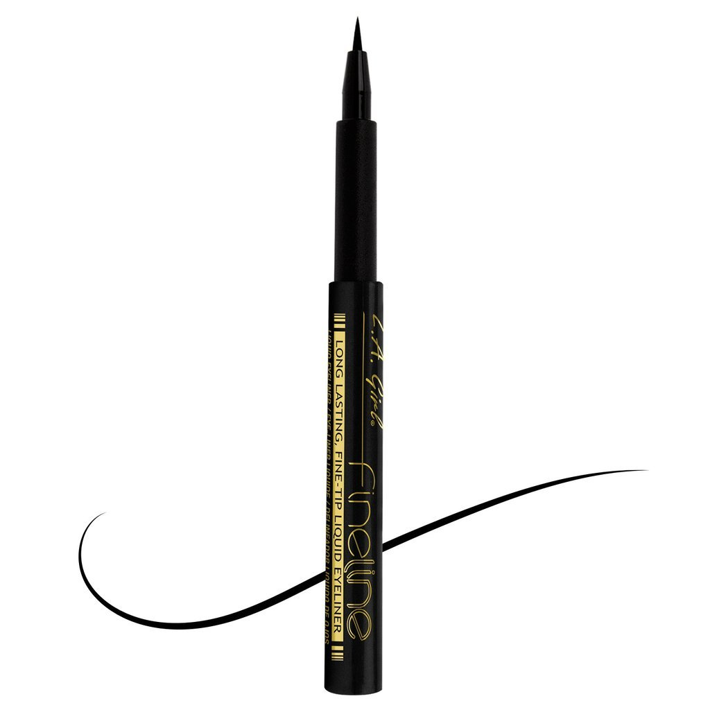 LA GIRL FineLine Eyeliner - Black #721